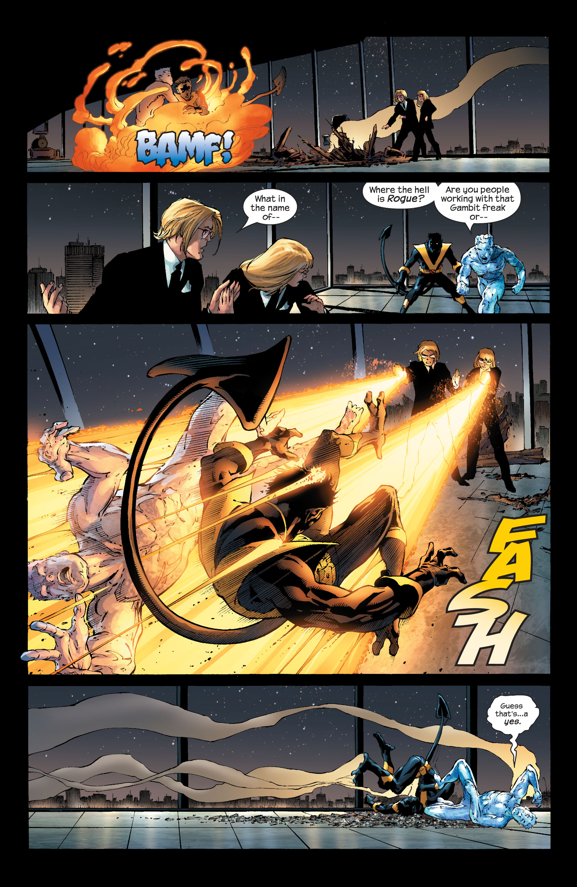 Read online Ultimate X-Men comic -  Issue #53 - 11