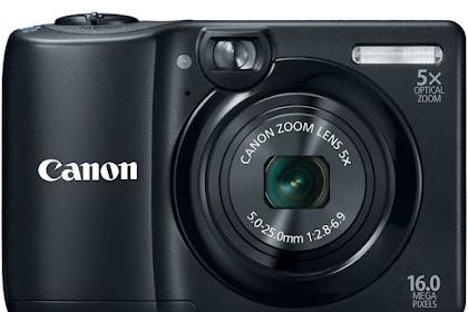 Canon PowerShot A1300 Driver Download Windows, Mac