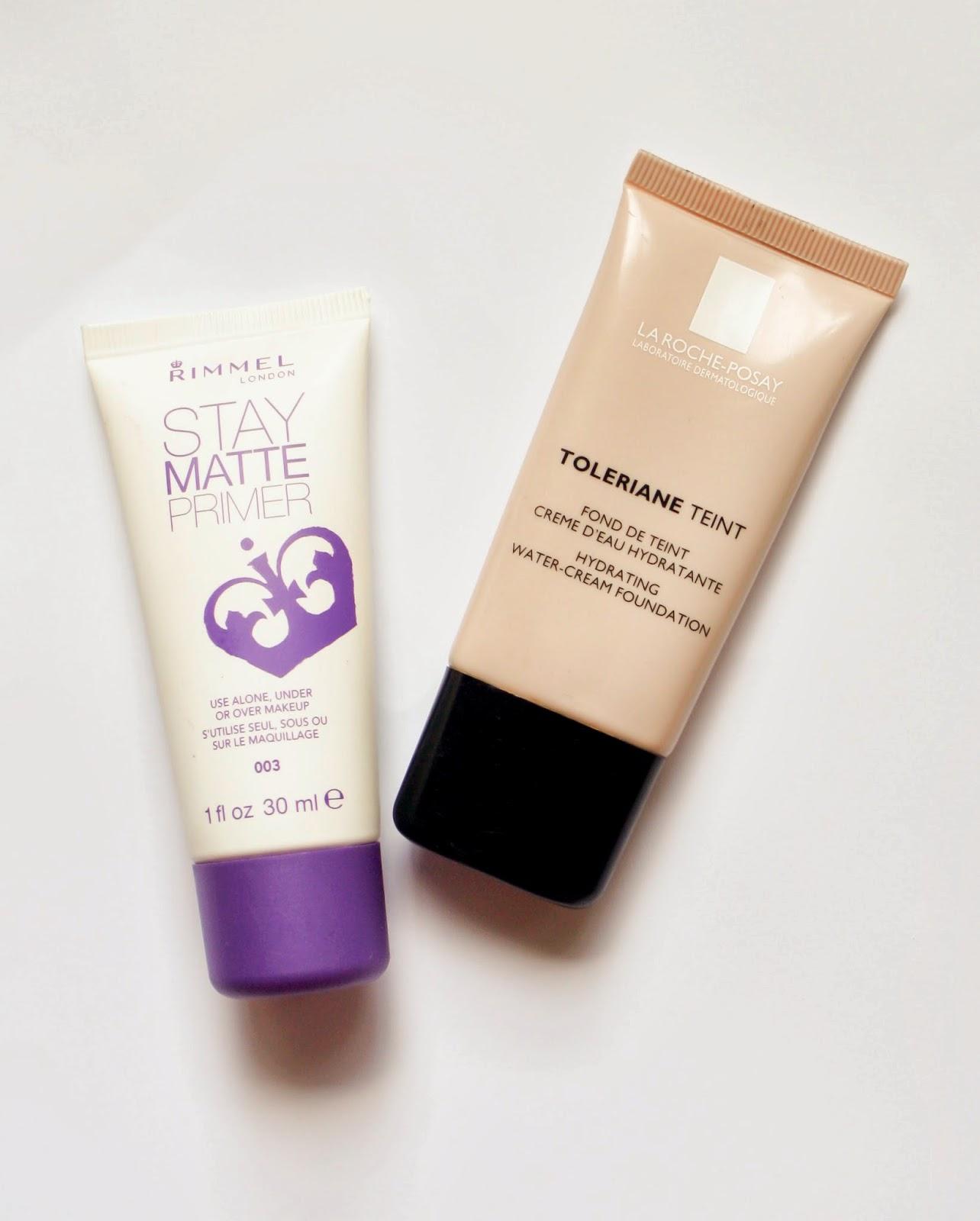 báze a make-up