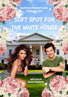 https://www.wattpad.com/story/106905953-soft-spot-for-the-white-house