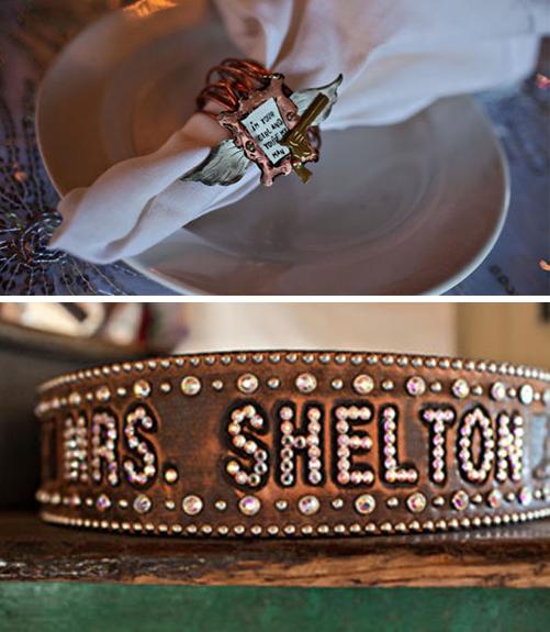Blake Shelton Wedding