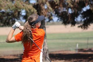 Girls Open Golf Season At Emerald Lakes