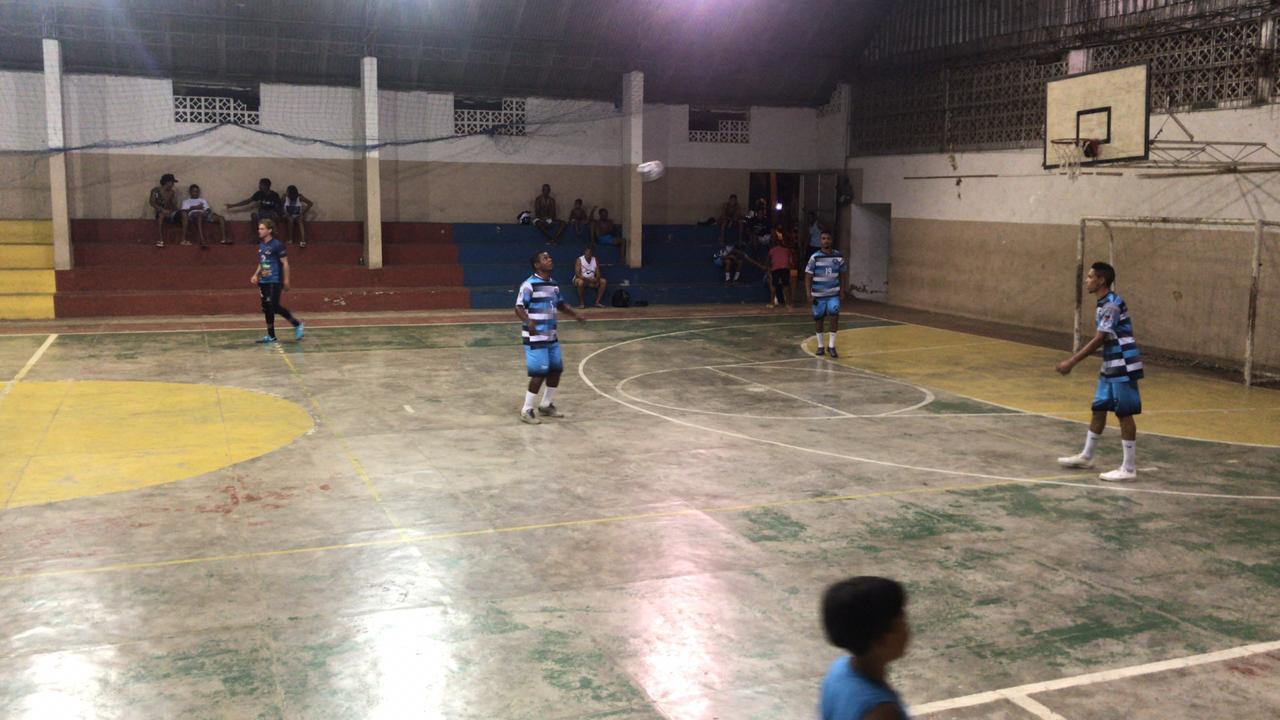 20d116058e152 Laje Futsal vence Itaperuna em amistoso em Laje do Muriaé