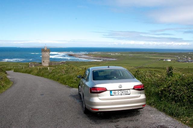 Como alugar um carro na Irlanda por preços imbatíveis