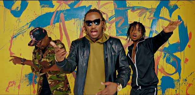 Gabu Ft Magix Enga, Kristoff & Prezzo - Here We Go Video