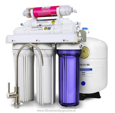 filtr alkaliczny