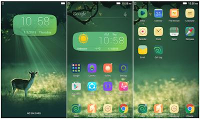 Kumpulan Tema Keren Untuk Android Lenovo A7000