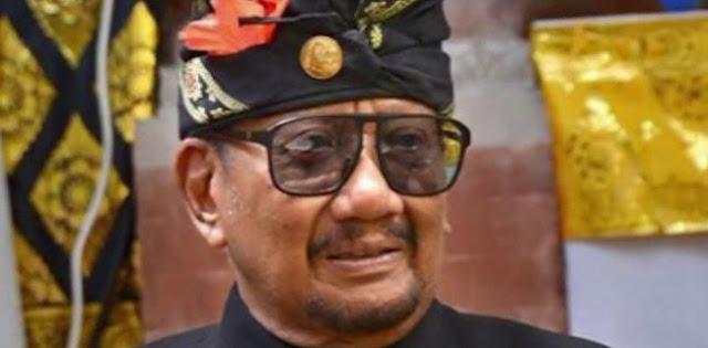 Tabligh Akbar Dihadiri Raja Bali Ida Cokorda Pemecutan, Ustadz Abdul Somad Terharu