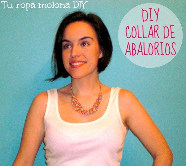 DIY COLLAR ABALORIOS