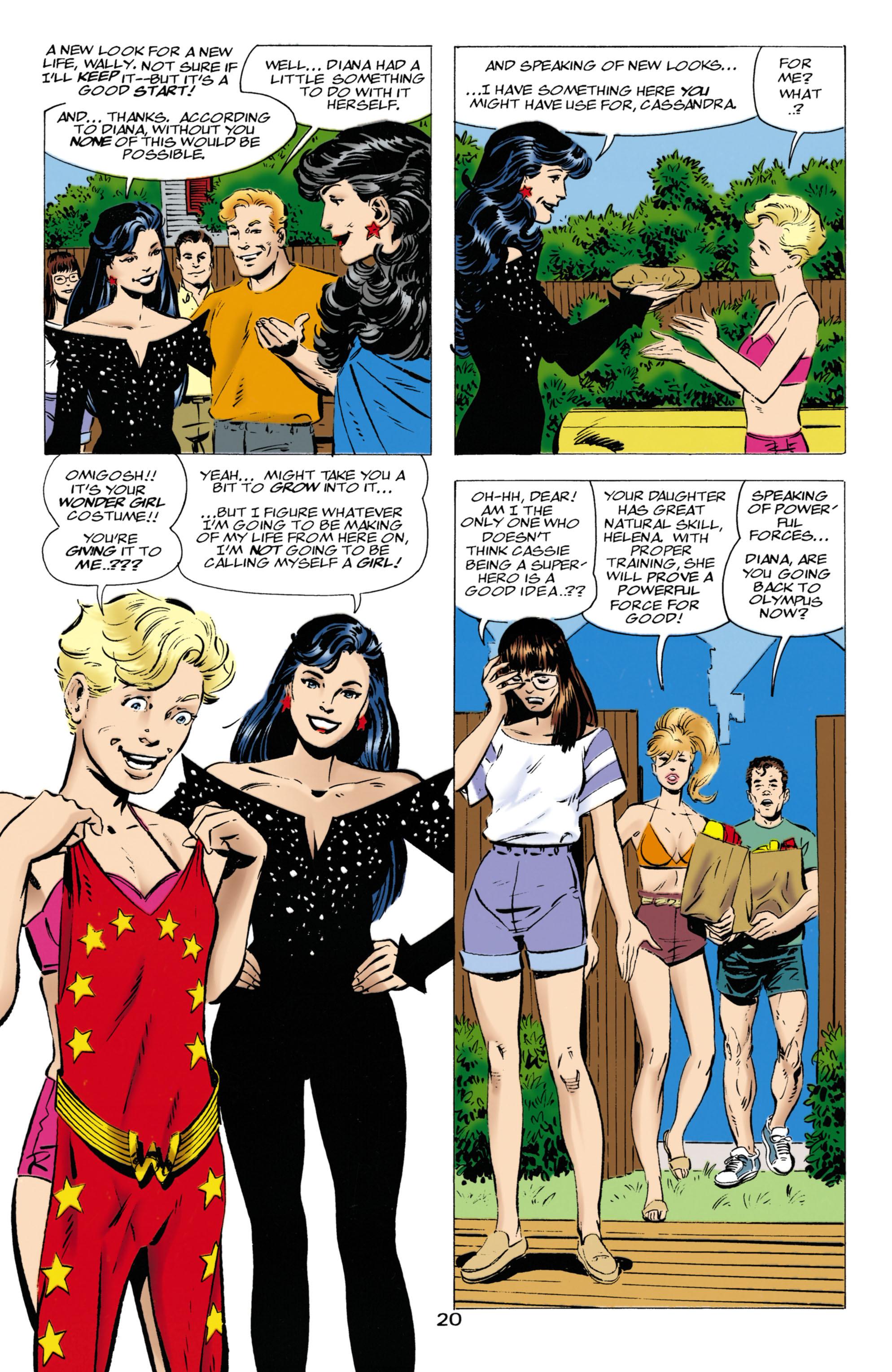 Read online Wonder Woman (1987) comic -  Issue #136 - 21