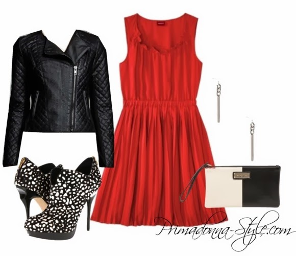 a871e69ac837 Primadonna Style: What to Wear for Valentine's Day 2014: Outfit ...