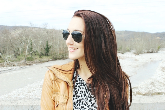 brown hair colors for spring