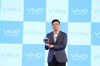VIVO India: Unparalleled Selfie Experience with V5Plus, India's First 20MP Dual Front Camera Smartphone