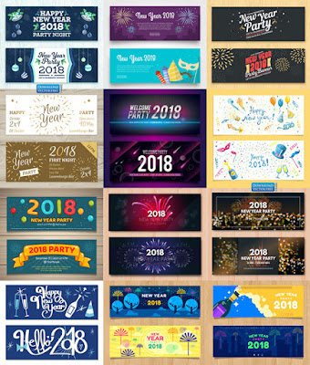 24-mau-bang-ron-don-mung-nam-moi-2018-new-year-banner-vector-8138