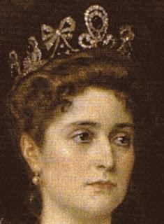 Empress Alexandra Russia Bolin Emerald Tiara