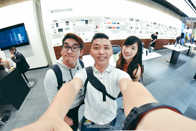 Samsung Premium Experience Store Opening at Pavilion Kuala Lumpur. Get Free Gift and promotion during Feb 2018