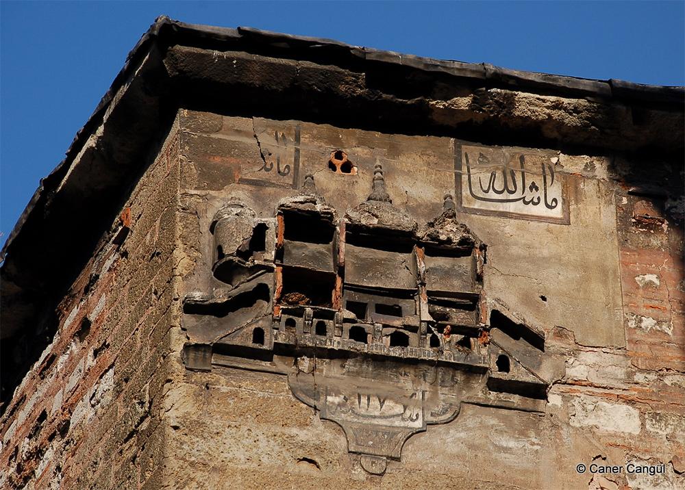ミライノシテン鳥のための小さな宮殿?オスマン建築の鳥と共存する建築【ar】