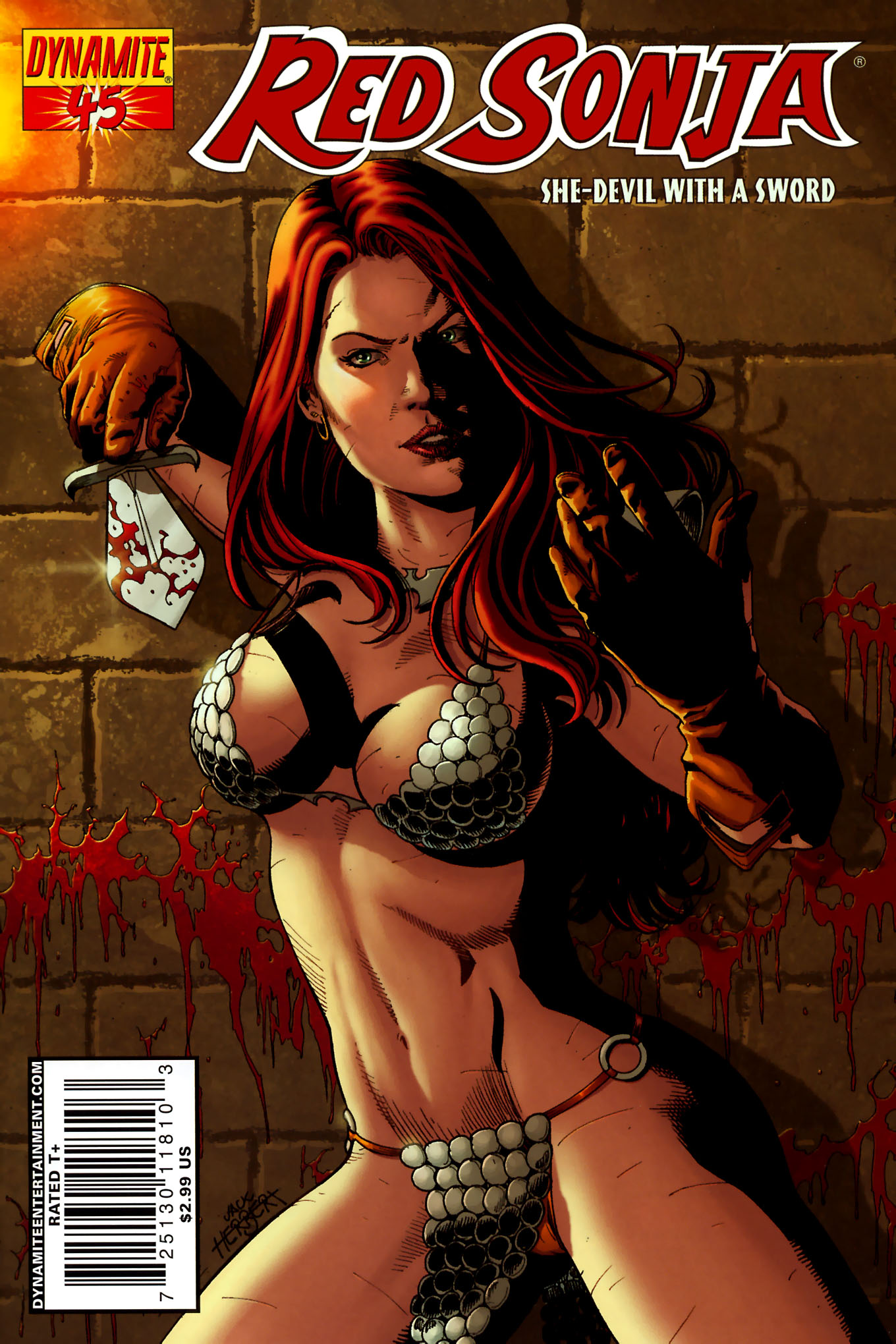 Read online Red Sonja (2005) comic -  Issue #45 - 3