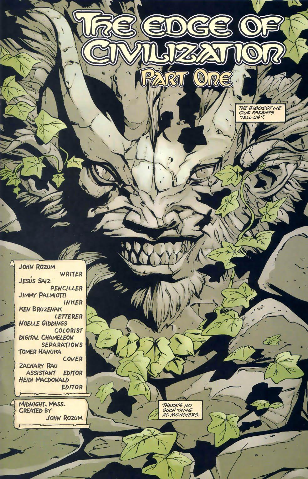 Read online Midnight, Mass comic -  Issue #2 - 11