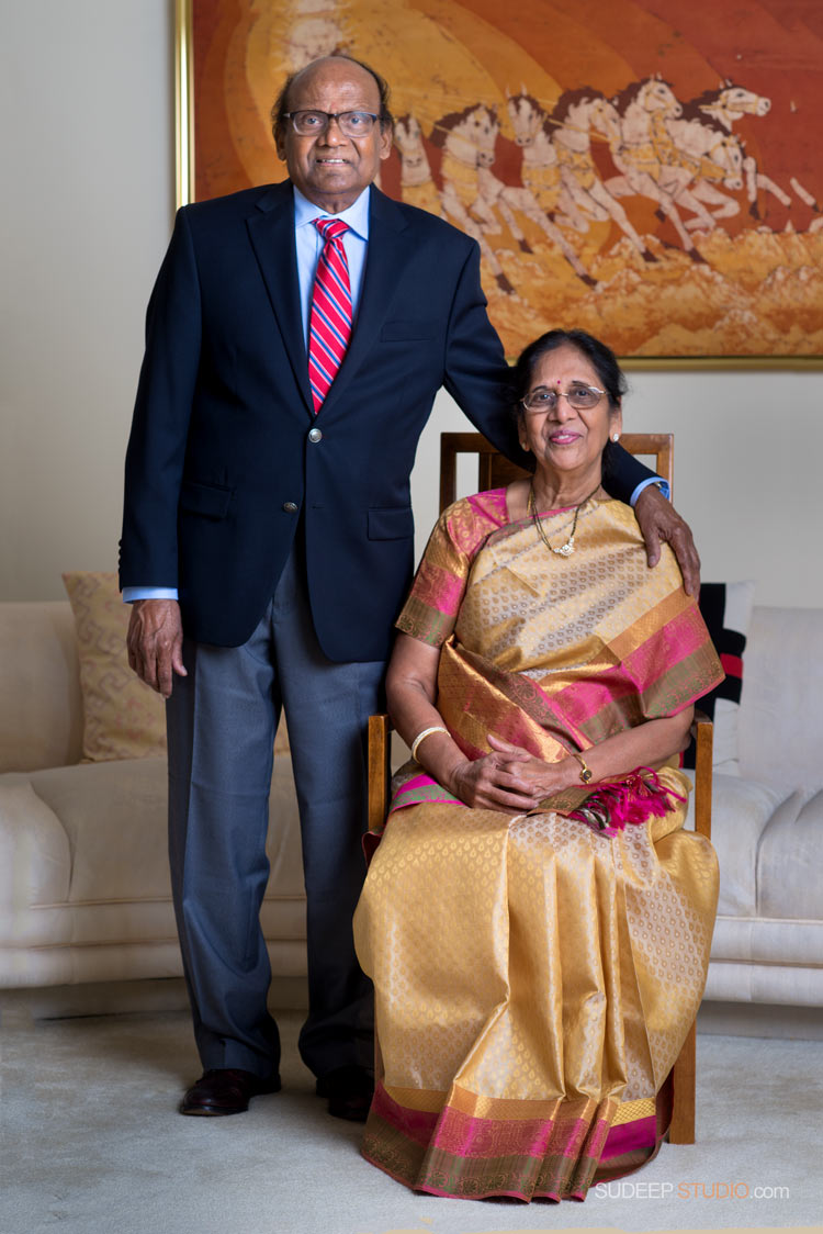 Indian Family Portrait Photography - SudeepStudio.com Ann Arbor Photographer