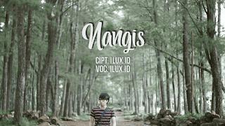 Lirik Lagu Nangis - Ilux