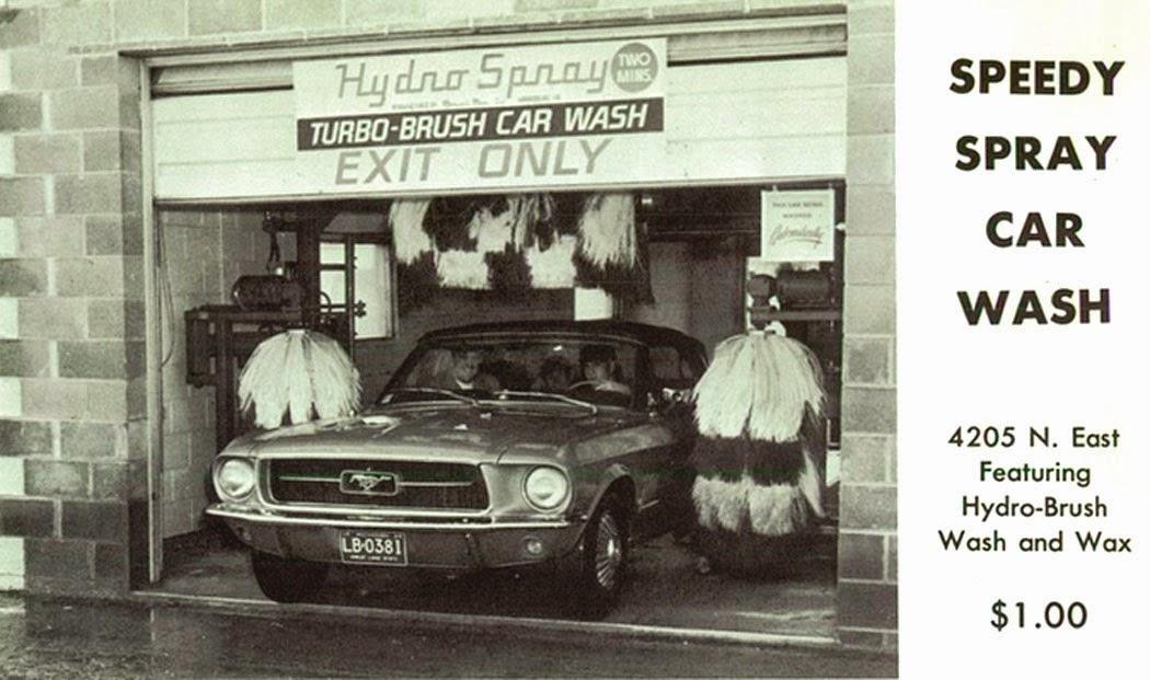 Spray Car Wash: Annualmobiles: Speedy Spray Car Wash