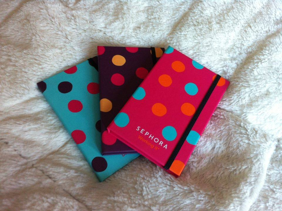 My Beauty Notebooks: Eye, Face & Lip Palettes by Sephora Collection #4