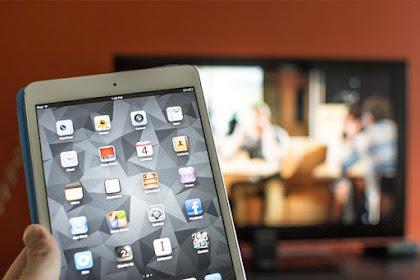 Mudah! Inilah Cara Menghubungkan HP Android dan iPhone ke TV Tanpa Kabel dan Pakai Kabel