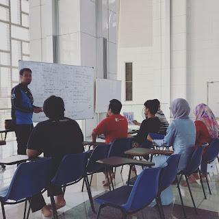 Türkçe dersi di Putrajaya