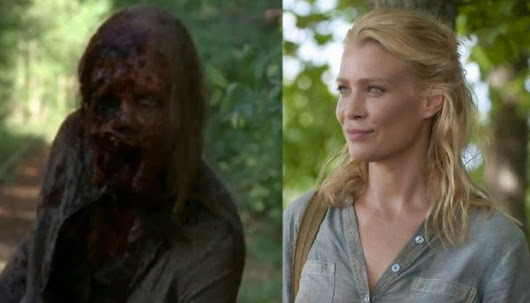 HUGE Easter Egg - Did We Miss The Walker Andrea on the Season 5 Premiere of 'The Walking Dead'?!