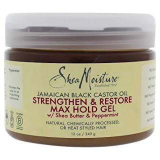 SheaMoisture Jamaican Black Castor Oil Strong Hold Gel