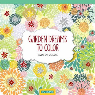 Garden Dreams to Color