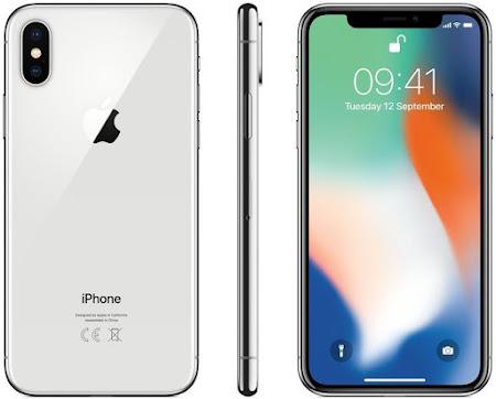 Apple iPhone X blanco guía compras