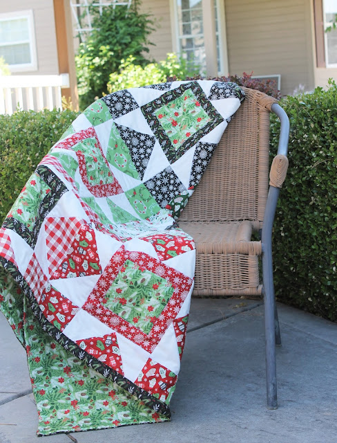How to Make a Riley Blake Quilt with the Cricut Maker