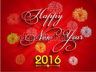 Kartu Ucapan Happy new year 2016 selamat tahun 2016 37