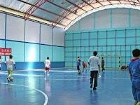 Informasi Kontraktor Pembuat Lapangan Olahraga Futsal Tenis Badminton Basket Volley