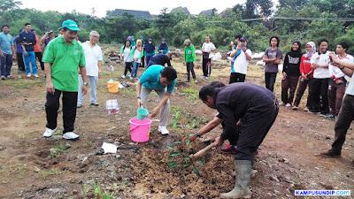 FPP Undip Akan Bangun Kebun Buah di Tembalang