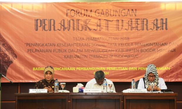 Forum Gabungan Perangkat Daerah Kabupaten Bogor