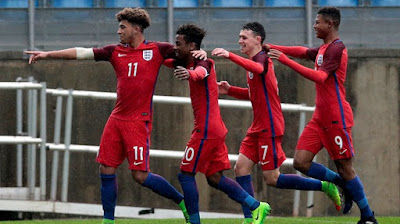 England vs Iraq U17