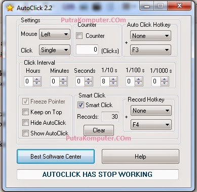 Download Bux to Hack Auto Clicker Software