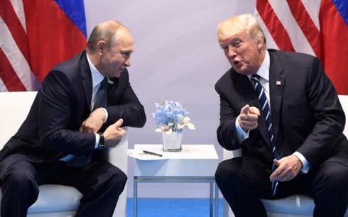Sau cuộc gặp đầu tiên Ông Putin nhận định thế nào về ông Trump?