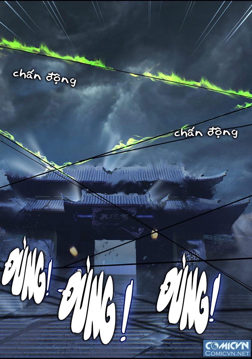 Thủ Mộ Bút Ký - Chapter 33: Tín vật 3 - Pic 10