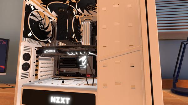 PC Building Simulator Pc Game Free Download Screenshot 3