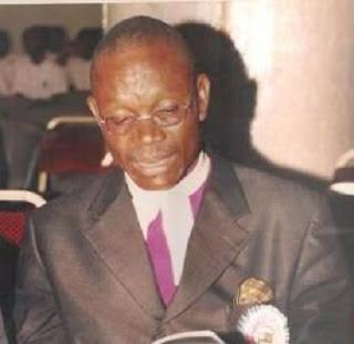 Dr. Paul. I. Udensi