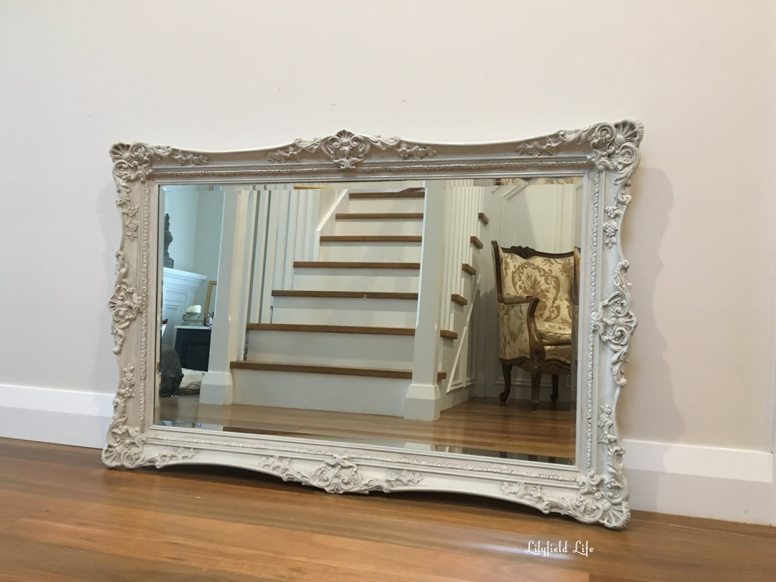 beautiful vintage furniture and mirrors: Lilyfield Life