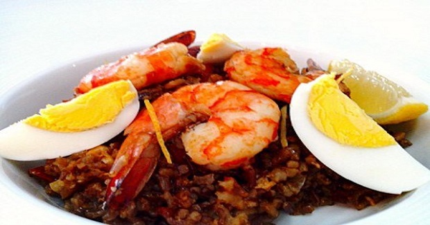 Red Paella Recipe