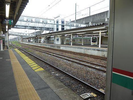 東北本線 郡山行き1 701系(2017.10.13黒磯乗入廃止)