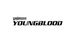 Wolfenstein: Youngblood Logo Wallpaper