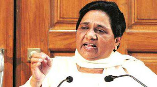 mayawati-demands-to-state-government-adopts-soft-attitude-with-sikshamitra