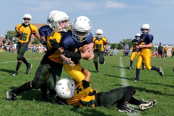 دراسه: خلل دماغى (CTE) فى 99% من لاعبى كره القدم الأمريكيه